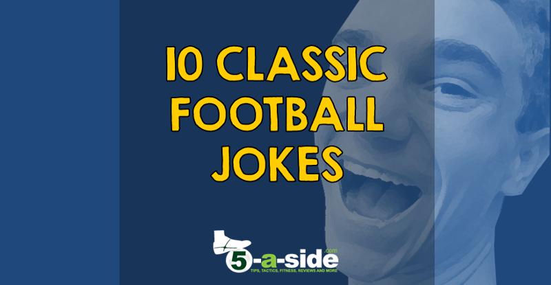 Top 10 Football Jokes Funny