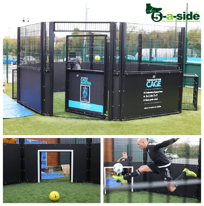 Powerleague Sunbury Battle Freestyle Cages