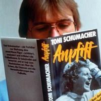 Toni Schumacher: Ich bin erst gut mit einer Menge Wut im Bauch