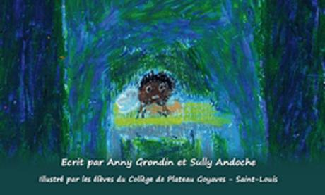 Détail de la couverture de l'ouvrage « In mové rèv/Un mauvais rêve »