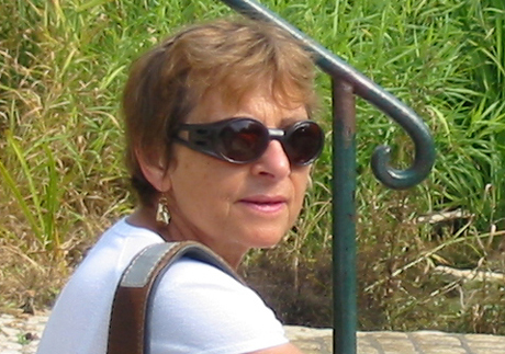 Portrait de Maudy Piot, présidente de Femmes pour le dire, Femmes pour agir