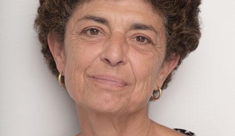 Portrait de Sophie Bessis