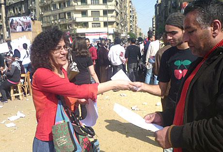 Au Caire