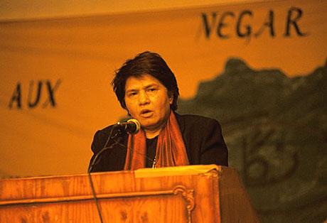Shoukria Haïdar