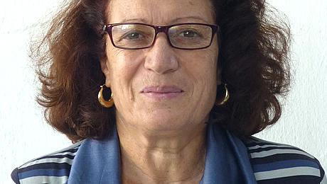 Khadija Cherif, secrétaire générale de la FIDH