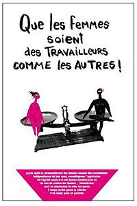 """Une affiche de l'exposition """"L'égalité, c'est pas sorcier !"""""""