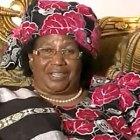 Joyce Banda, présidente du Malawi