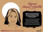 Efigenia Vasquez Colombie