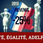 Egalité Adelphité #DataGueule