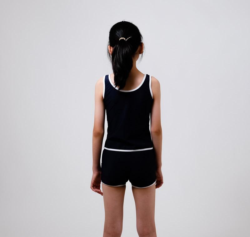 女童二件式泳衣 1719804 – 高雄大正泳裝專賣店
