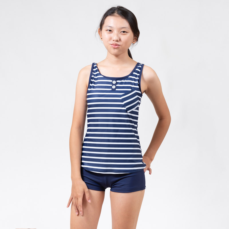 二件式泳衣 182005 – 高雄大正泳裝專賣店