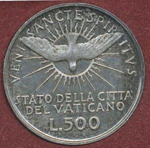 By Photo Congress Prezzo Monete 500 Lire Argento