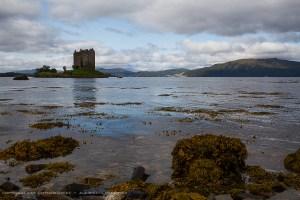 Castle Stalker, Loch Laich, Scotland