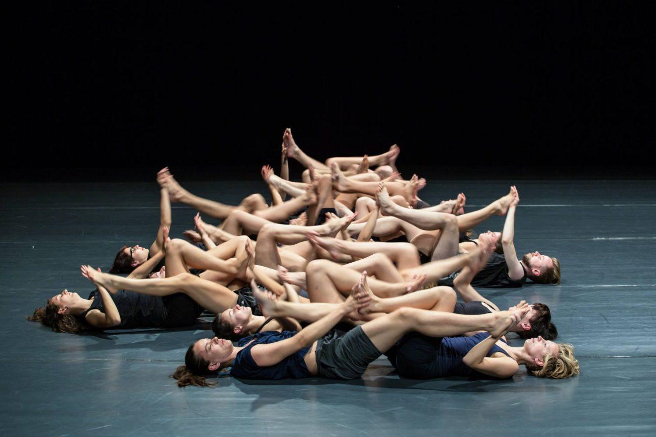 COLLECTIVE JUMPS, Isabelle Schad. Fot. Jakub Wittchen dla Art Stations Foundation by Grażyna Kulczyk