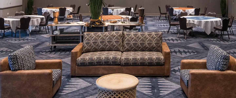Kalahari seating