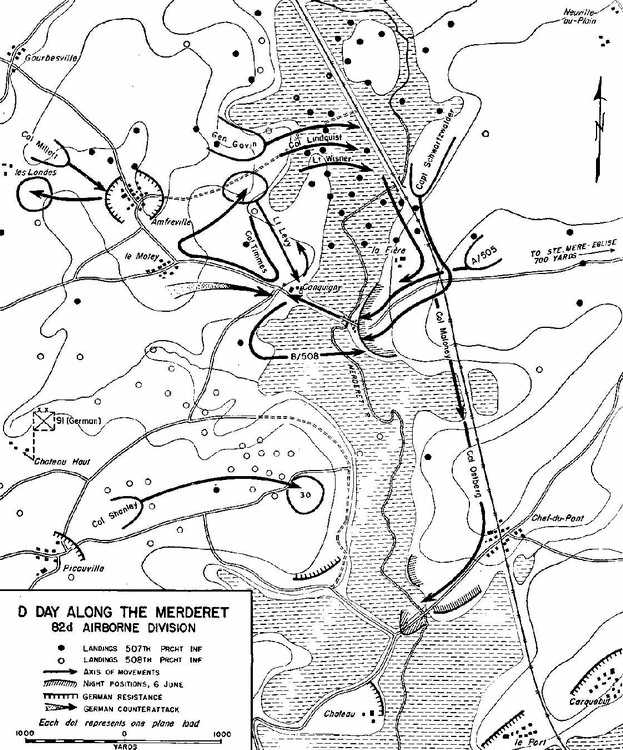 Combat In Normandy (1a)