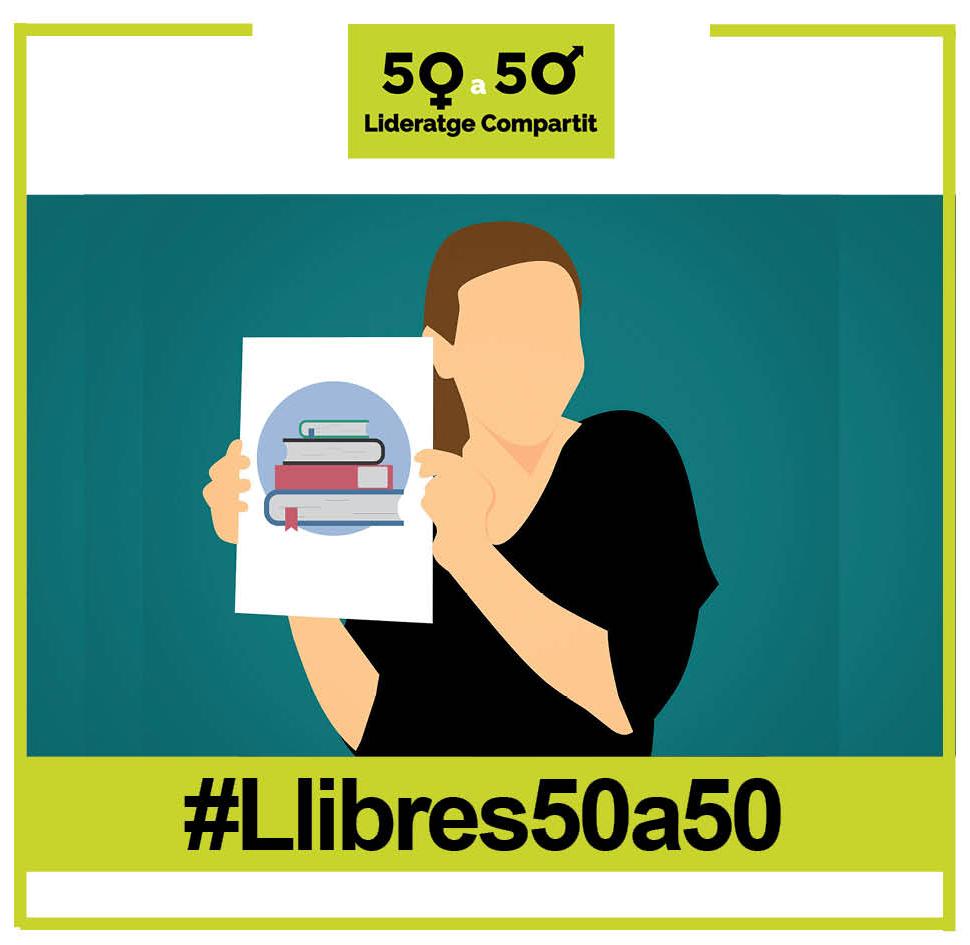 #Llibres50a50 a Instagram