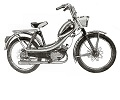 Parts for Classic mopeds with gears , mcb scooters, mopeds