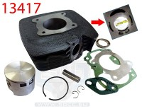 cylinder kit suzuki ts50er malossi 50mm - 50cc.eu