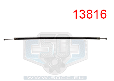 Cables for yamaha fs1 (2ru) ( disc intake) scooters