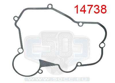 Gaskets for derbi gpr50 (ebe50 engine) scooters, mopeds