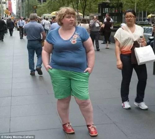 Nas ruas de Nova York, olhares hostis