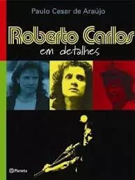 O livro que Roberto Carlos não quer ver liberado para ser vendida