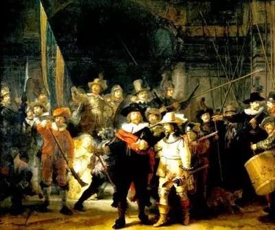 Um dos quadros mais famosos do pintor holandês