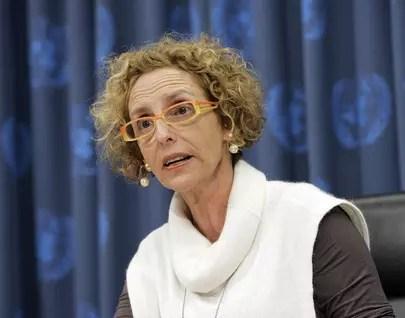 Raquel Rolnik, relatora Especial da ONU para o Direito à Moradia Adequada