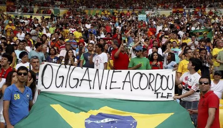 As manifestações Brasil afora começaram no dia 15 de junho