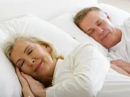 O sono tem seu padrão alterado conforme a idade