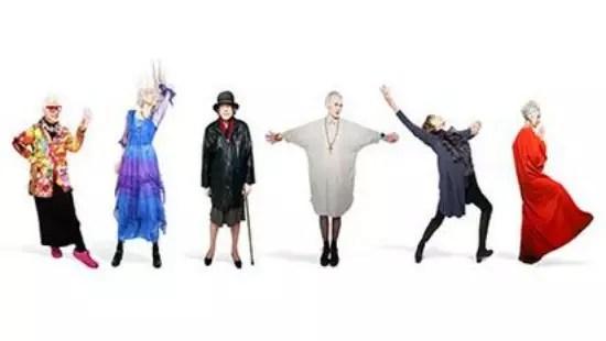 São seis mulheres com idade média de 80 anos