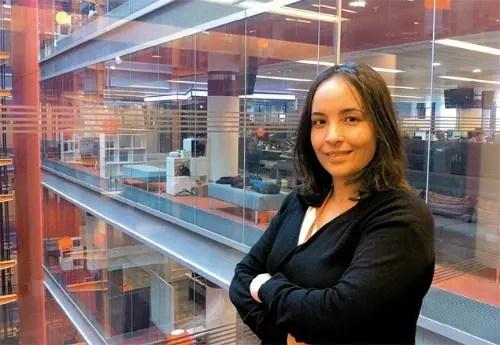 Silvia Salek, jornalista, há mais de uma década moradora de Londres