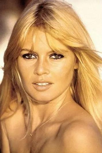 Brigitte Bardot, atriz francesa que fez muito barulho no seu tempo