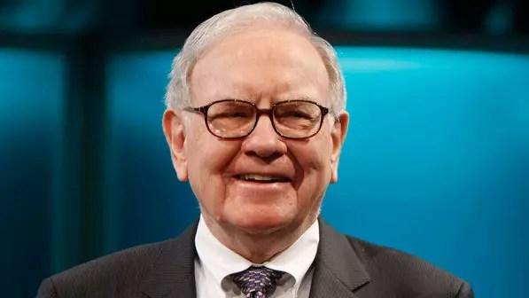O americano Warren Buffet, 83 anos: segundo homem mais rico do mundo