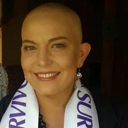 Gerdi McKenna foi diagnosticada com câncer em 2013