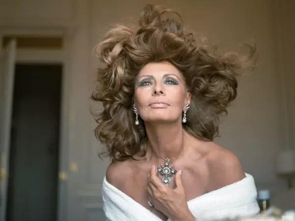 A atriz completou 80 anos de vida neste sábado, 20 de setembro