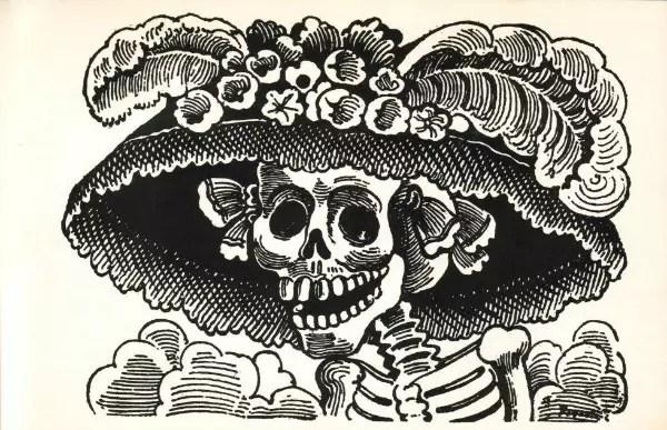 A morte é representada de todos as maneiras