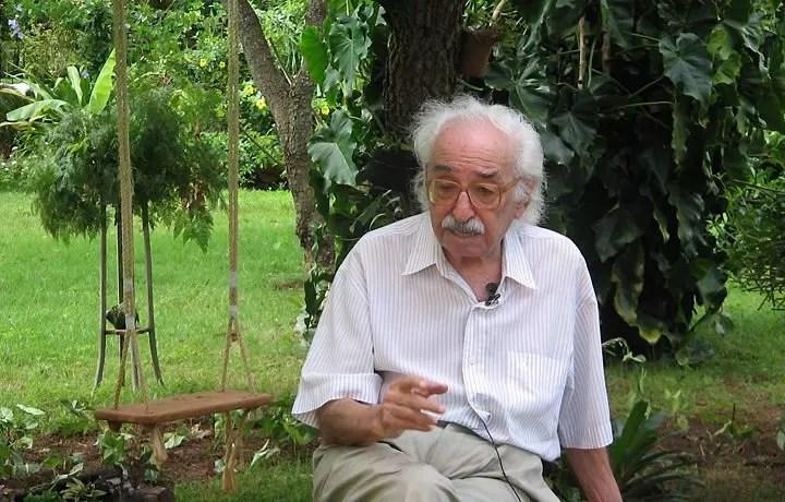 Um dos maiores poetas brasileiros, ele vivia no Mato Grosso