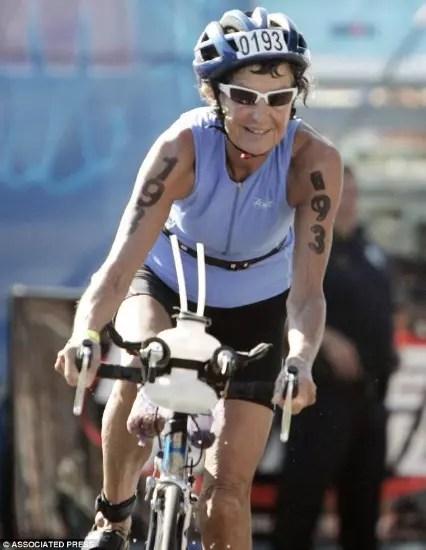 A prova consiste em pedalar 180 km de bicicleta