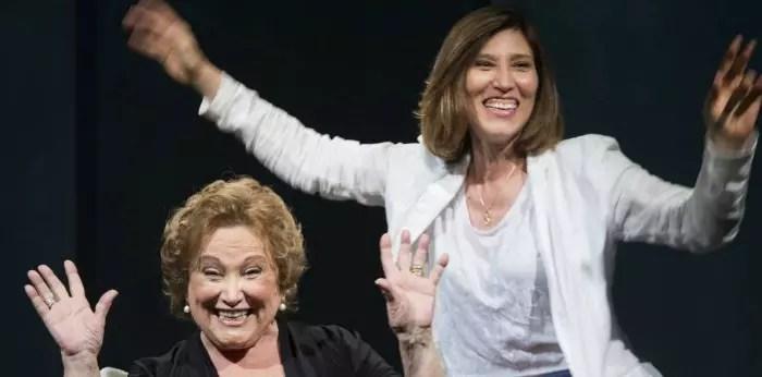 Aos 81, Nicette Bruno, viúva desde março, é dirigida pela filha Beth Goulart em Perdas e Ganhos