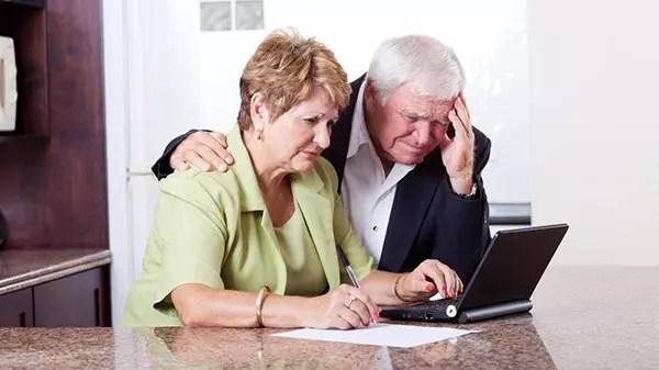 A grande preocupação é ter recursos financeiros para viver confortavelmente depois de aposentado