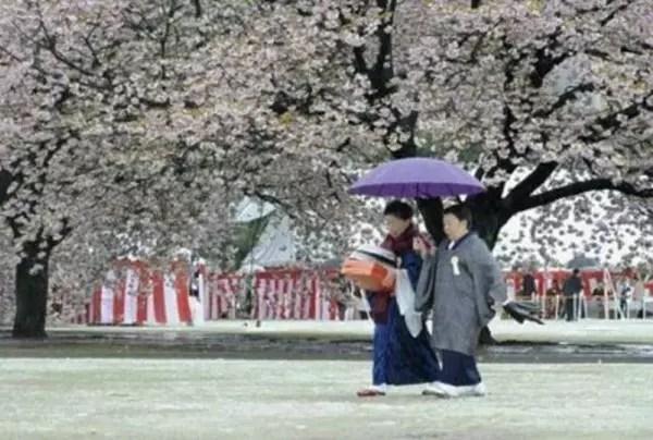 A esperança média de vida japonesa é a segunda mais alta do mundo