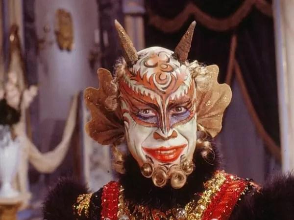 No papel de Corcoran, na novela Que Rei Sou Eu, da Globo, em 1989
