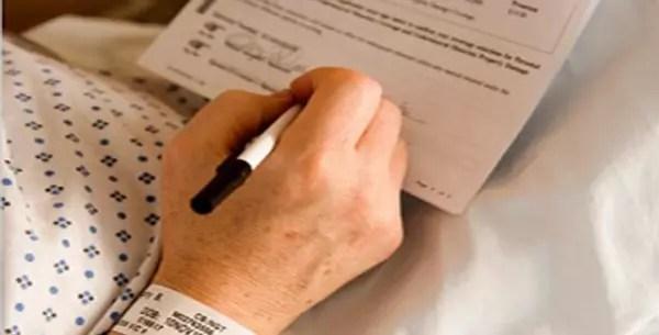 Em 2014, 548 pessoas, no Brasil inteiro,  registraram seus testamentos vitais