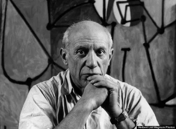 Picasso continuou trabalhando de modo incansável praticamente até o dia da sua morte, aos 91 anos