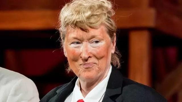 Meryl Streep, uma vez mais, deu um show de interpretação