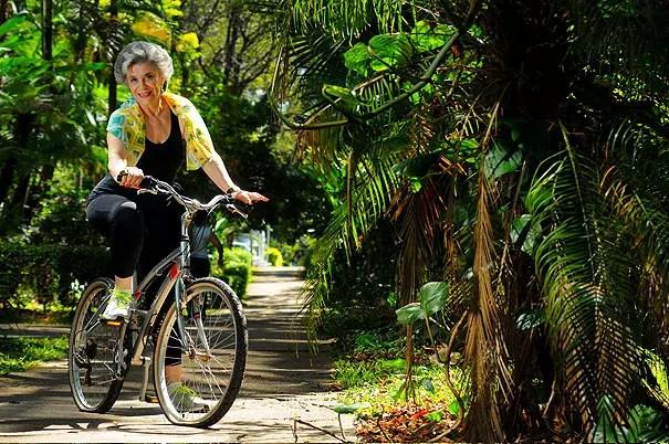 Rompa a barreira do envelhecimento e Viva mais e melhor