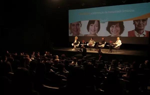 As transformações femininas foram o tema do debate Geração 5.0 realizado no MIS em São Paulo / Foto de divulgação—José Roberto Greb Vazquez