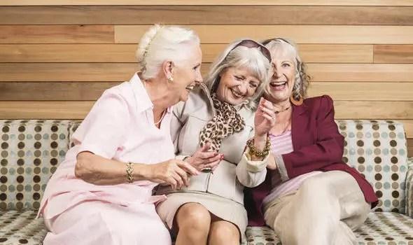 e se na velhice alguém quiser ser apenas diferente?